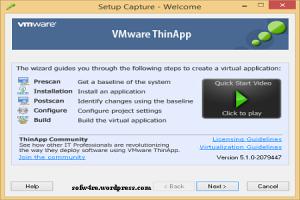 VMWare-Thinapp-5.1