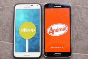 Samsung-Galaxy-S5-Lollipop-vs-S5-KitKat